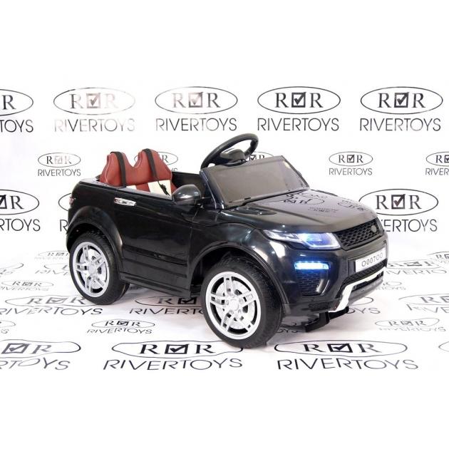 Электромобиль Range VIP черный