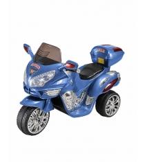 Электромобиль Moto синий