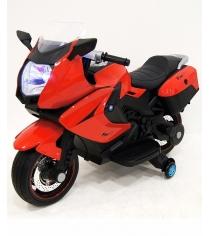 Электромобиль Superbike Moto красный