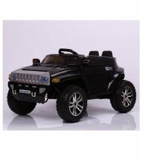 Электромобиль Hummer черный