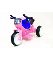 Детский мотоцикл Moto розовый
