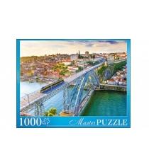 Пазлы португалия город порту 1000 эл Рыжий кот ГИМП1000-6891