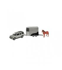 Набор джип с прицепом для лошади Roadsterz