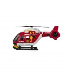 Пожарный вертолет Roadsterz вертолет со светом и звуком 1416392