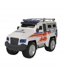 Машинка Roadsterz внедорожник скорой помощи 4х4 со светом и звуком 1416399