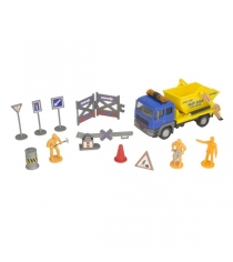 Roadsterz строительная команда с желтым грузовиком yellow/ast1372500