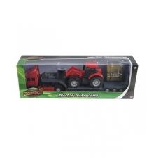 Фермерский грузовой автомобиль c трактором Roadsterz