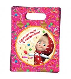 Пакет для подарков 6шт Машины сказки Росмэн 28589...