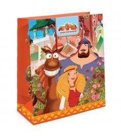 Пакет подарочный Три богатыря 230*180*100 Росмэн 30986...