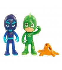 Набор из 2 фигурок герои в масках гекко и ниндзя Росмэн 32601