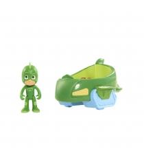 Игровой набор герои в масках геккомобиль Росмэн 32612