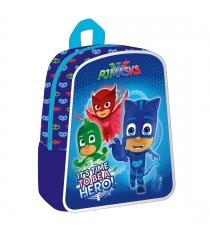 Детский рюкзак герои в масках средний Росмэн 32748