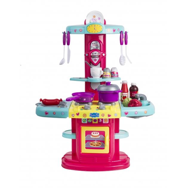 Игровой набор Кухня Пеппы ТМ Свинка Пеппа Intertoy 33222