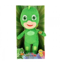 Мягкая игрушка герои в масках гекко свет звук 38 см Росмэн 33269