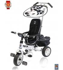 Велосипед 3х колесный deluxe RT new design 2014 белый 4032...