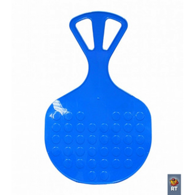Санки ледянки RT 3 большие цвет синий 4926