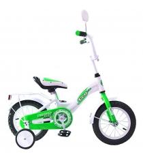 Велосипед 2х колесный RT aluminium ba ecobike 12 1s зеленый kg1221 5411...