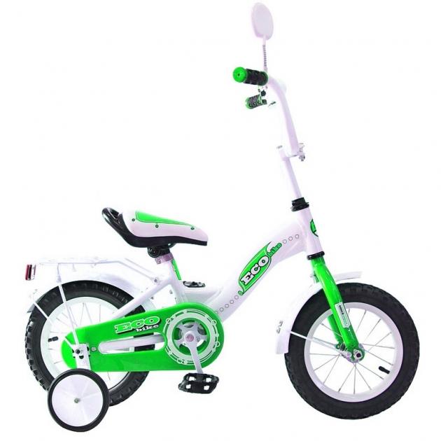 Велосипед 2х колесный RT aluminium ba ecobike 12 1s зеленый kg1221 5411