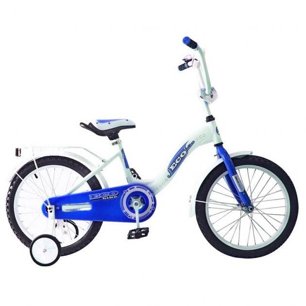 Велосипед 2х колесный RT aluminium ba ecobike 16 1s голубой kg1621 5415