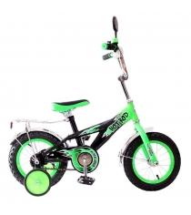Велосипед 2х колесный RT ba hot rod 12 1s зеленый kg1206 5419...
