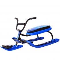 Снегокат RT penguin sport моторуль синий 6001