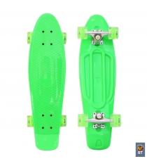 Скейтборд classic RT 26 68х19 ywhj 28 пластик зеленый 171206 6439...