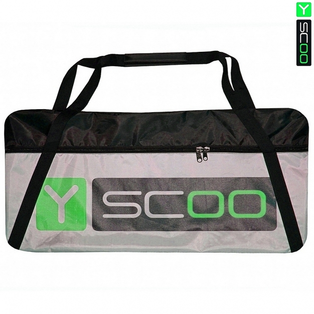 Сумка чехол для самоката Y scoo 250 цвет зеленый 6610