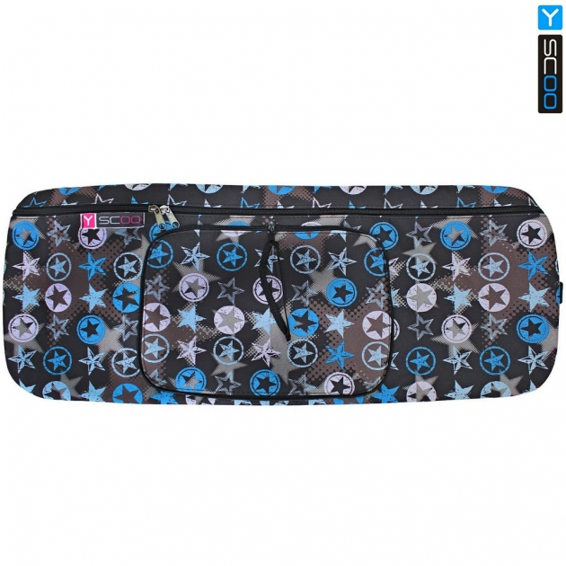 Чехол портмоне складной для самоката Y scoo 145 blue star 6613