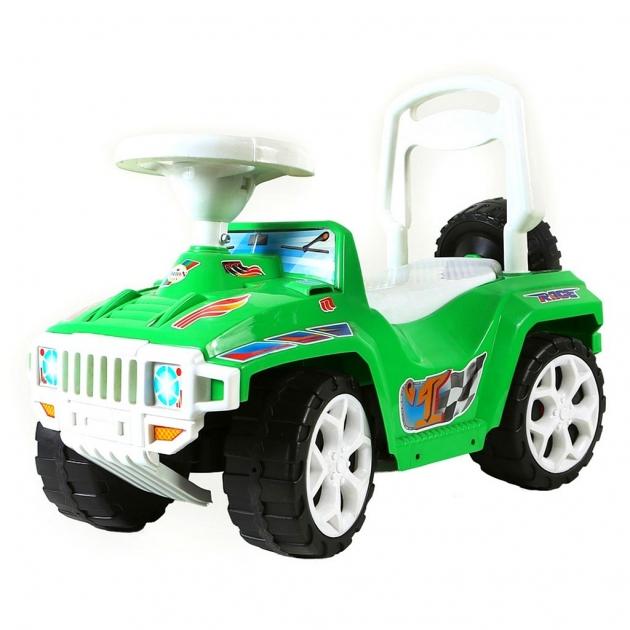 Каталка RT race mini formula 1 зеленая 6696