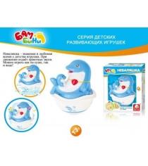 Неваляшка бамбини S s toys 100744252