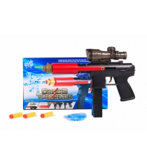 Автомат с гелиевыми шариками и мягкими пулями S S toys 100951101