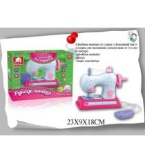 Швейная машинка свет звук S S toys 100470576