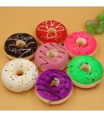 Мягкая игрушка антистресс пончик 7 см Sanqi SQ-15