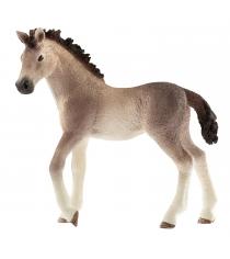 Фигурка Schleich Horse Club Андалузский жеребенок длина 8 см 13822/12389