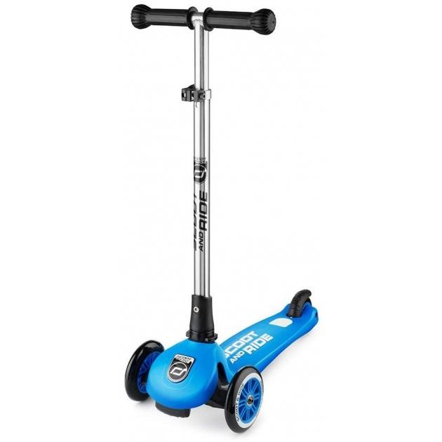 Самокат Scoot and ride highwaykick 3 light синий