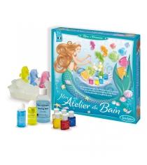 Набор для творчества Sentosphere Мыло и пена для ванны 143