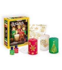 Набор для изготовления свечей Sentosphere Рождественский 2351