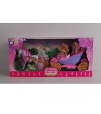 Игровой набор лошадка с каретой Shantou Gepai 0707Z182