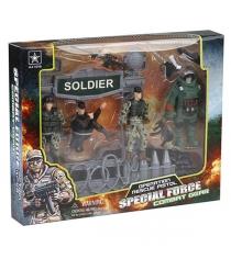 Игровой набор special force военная техника с солдатиками Shantou Gepai 6633B