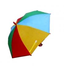 Детский зонтик со свистком радуга Shantou Gepai D01822