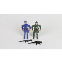 Набор из 2 солдатов с оружием Shantou Gepai B1558096