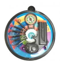 Набор оружия с мишенью police Shantou Gepai 45L