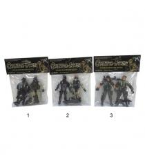 Набор из 2 фигурок counter strike солдаты с оружием Shantou Gepai 5898-A30