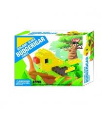 Конструктор building block птичка 82 детали Shantou Gepai BG2105