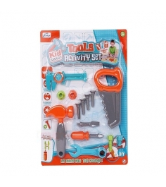 Игровой набор инструментов мамин помощник Shantou Gepai KM-138B...
