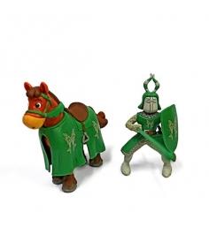 Фигурка рыцарь на коне Shantou Gepai LX Z7