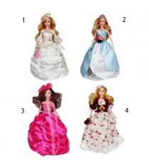 Одежда для кукол роскошное платье 29 см Shantou Gepai M6819