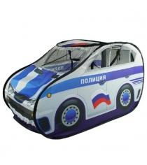 Детская палатка костюм полицейская машина Shantou Gepai M6848