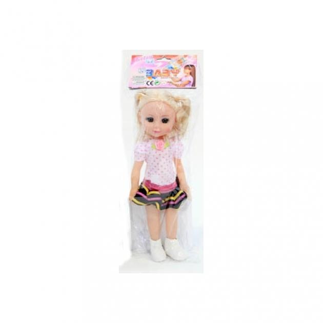 Кукла с хвостиками 29 см