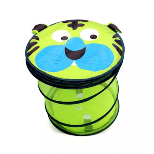Корзина для хранения игрушек тигр 38 х 45 см